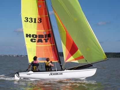 Charter Catamaran Hobie Cat Teddy Saint-Cast-le-Guildo
