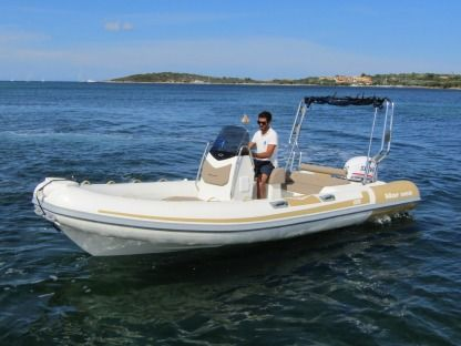 Charter RIB Mar Sea 5.70 Olbia