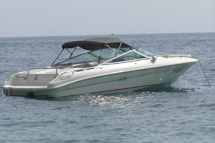 Verhuur Motorboot SEA RAY 180 Dubrovnik