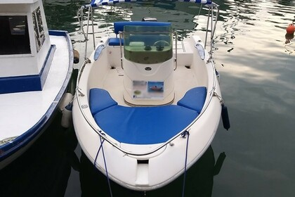 Rental Motorboat Sessa Marine Key Largo 17 Novigrad