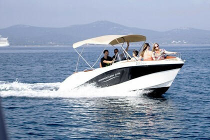 Rental Motorboat Oki Boats Barracuda SX Funtana
