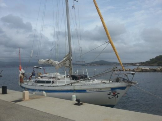 Sailboat Gibert Marine 28Q