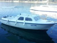 Rental motorboat in Mali Losinj