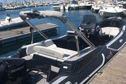 Location Semi-rigide GT 25 - SEA LE MIEN MV MARINE Marseille