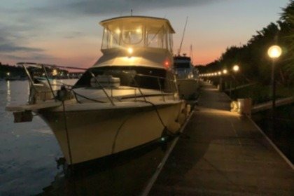 Charter Motorboat Pacemaker Fisherman 37 Fiumicino