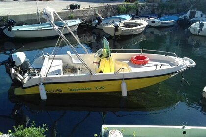 Hire Motorboat Medizo Fisher Open Vrbnik