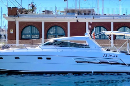Hire Motorboat Raffaelli Mistral Hard Top 48 Trieste