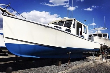 Hire Motorboat Fishing Custom 36 New York