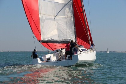 Charter Sailboat POGO STRUCTURES 12.5 Olbia