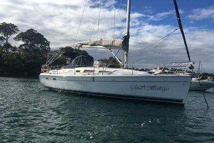 Hire Sailboat Hunter 38 Sydney