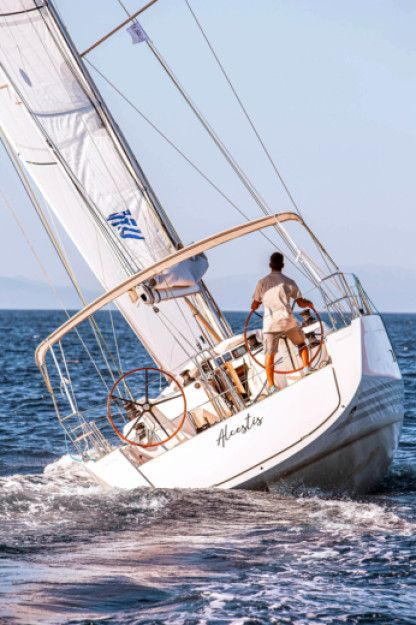 Rental Sailboat X-Yacht X4 (6) Laurium