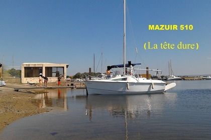 Location Voilier mazuir 510 Carcassonne