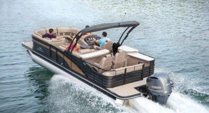 Rental Motorboat Pontoon 29 Sunny Isles Beach