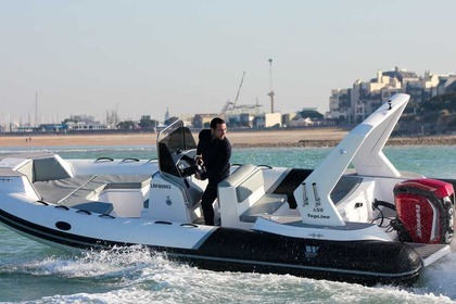 Location Semi-rigide Tiger Marine Topline 650 La Rochelle