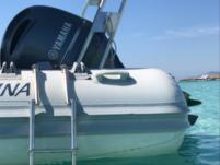 Joker Boat Clubman 26 in Santa Eulalia del Río for rental