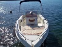 Gs Nautica 550 Open in Rab for hire