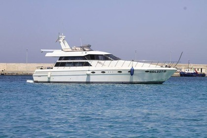 Charter Motorboat DALLA PIETA' 52 ASTERION Gallipoli