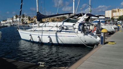 Rental Sailboat Elan 34 Terracina