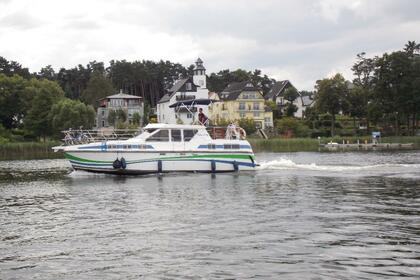 Hire Houseboat TARPON 37 Duo Prestige Fürstenberg/Havel