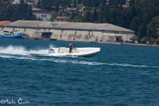 Bwa Sport 26 Gt + Honda in Zadar for rental