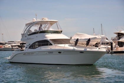 Rental Motorboat SEA RAY 525 Sedan Marbella