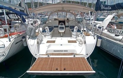 Charter Sailboat Bavaria 46 Cruiser Split
