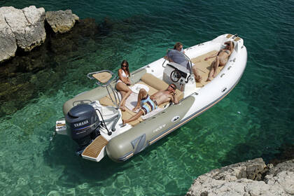 Miete RIB ZODIAC MEDLINE 850 Barcelona