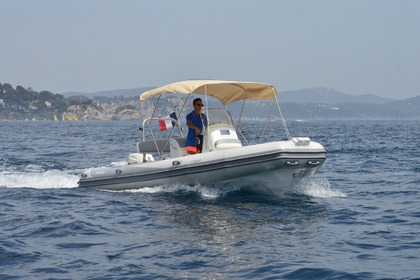 Charter RIB ADVENTURE V650 Toulon