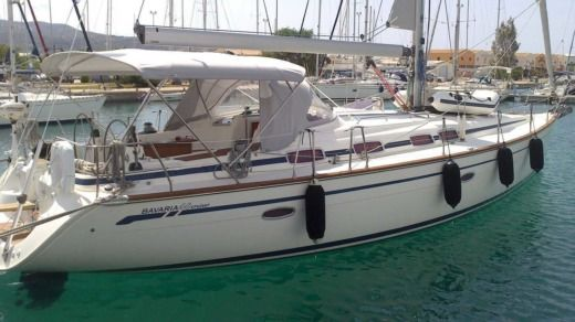 Charter Sailboat Bavaria 46 Pula