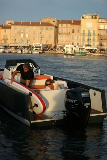 Smart Boat Smartboat 23 in Les Sables-d'Olonne for hire