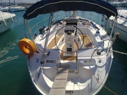 Rental Sailboat Bavaria 36 I Sukošan