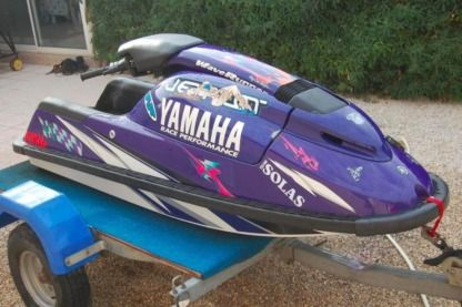 Location Jet-ski Yamaha Superjet Lyon