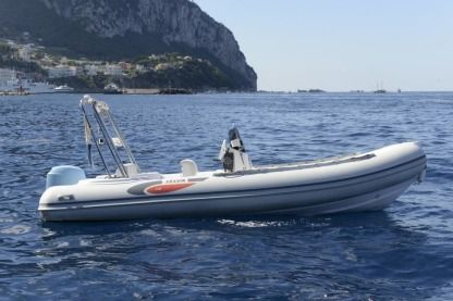 Rental RIB Selva D570 Sorrento