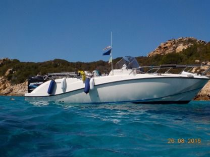 Charter Motorboat Quicksilver Quicksilver Sundeck Activ 675 Portisco