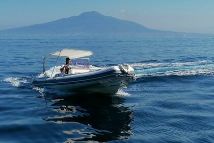 Hire RIB JOKER 5.80 Piano di Sorrento