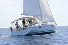 Beneteau Oceanis 48 in Mahon for hire