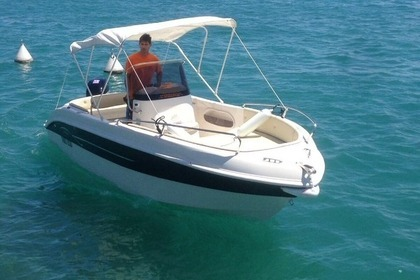 Miete Motorboot As Marine 570 Open Moniga del Garda