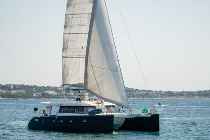 Location Catamaran Sunreef Yachts Sunreef 62 Cannes