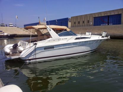 Rental Motorboat Sea Ray 36 Naples