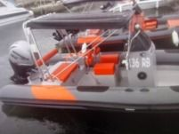 Hydrosport Rib 646 in Rab for hire
