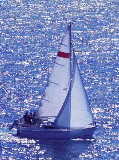 Sailboat Jeanneau Tonic 23 for hire
