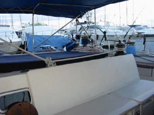 Catamarano Privilege 47