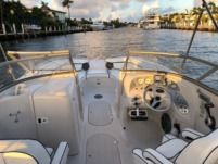 Rental motorboat in Fort Lauderdale