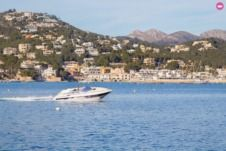 Sunseeker Hawk 27 in Mallorca for rental