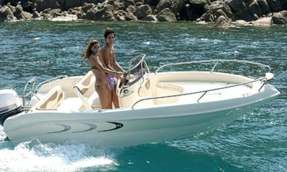 Rental Motorboat Ta.mare Monella Junior 580 Andora