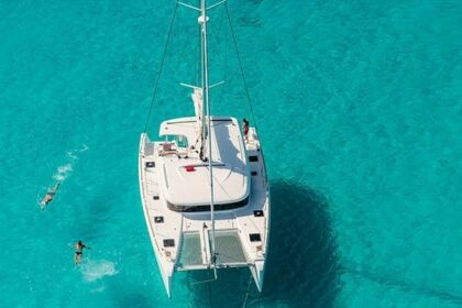 Hire Catamaran LAGOON 400 Ko Samui District