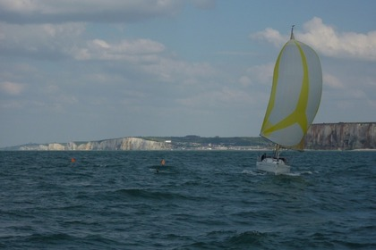 Rental Sailboat BENETEAU FIRST 31.7 Dieppe