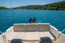 Quicksilver 675 Open in Trogir for rental