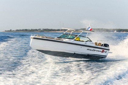 Hire Motorboat Axopar 24TT Saint Julian's