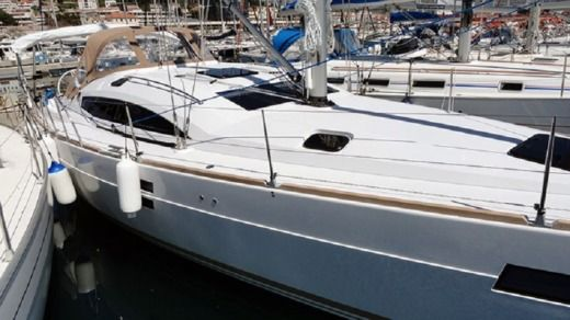 Sailboat Elan 45 Impression peer-to-peer
